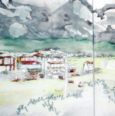 Florianopolis, 2007, 200 x 80 cm