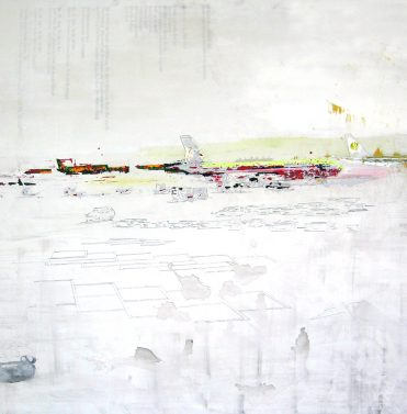 Flughafen/ Airport, 2006, 150 x 200 cm, Privatbesitz/ privately owned